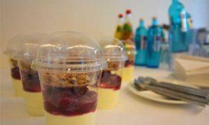 Energy-Frühstück am Vormittag