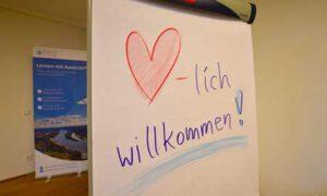 Herzlich willkommen ;-)