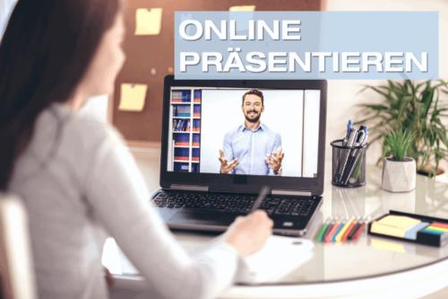 Online-Praesentieren