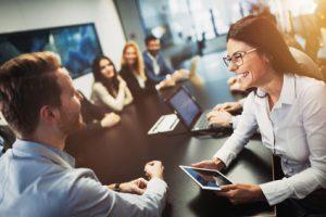 Kommunikationstraining von Lernen mit Aussicht®