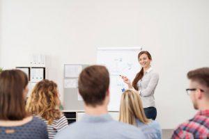 Praesentationstraining von Lernen mit Aussicht®