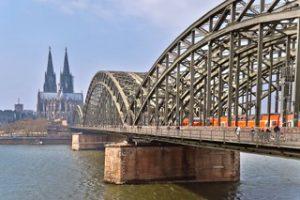 Einzugsgebiet Köln
