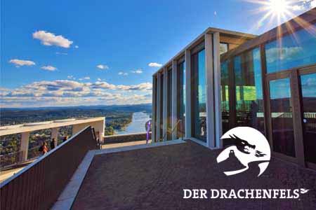 Lernen mit Aussicht® - Seminare auf dem Drachenfels bei Bonn