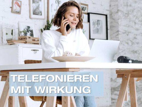 Telefontraining | Online Seminar