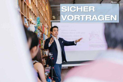 Präsentation halten | Online Seminar