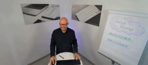Unser Webinar-Studio für Online Seminare